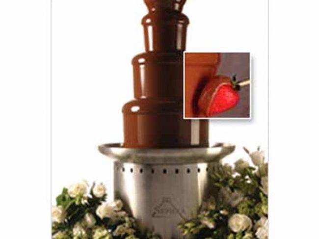 MAGIC FOUNTAINS s.r.o. – čokoládové fontány