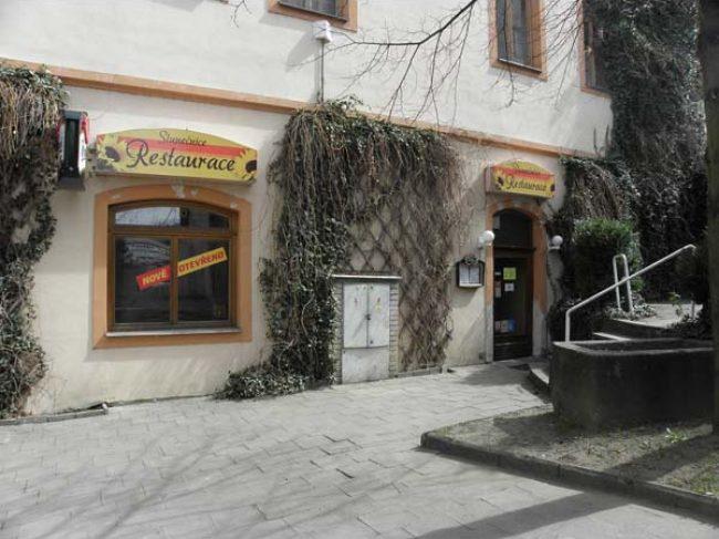 Restaurace slunečnice Třebíč