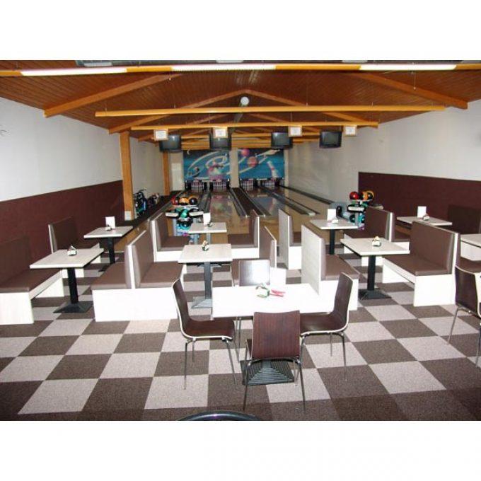 Restaurace bowling Hluboká n V