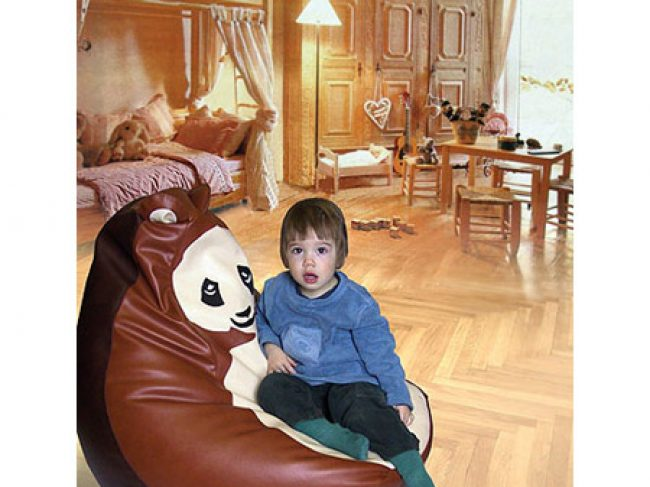 SAKYPAKY – originální sedací nábytek