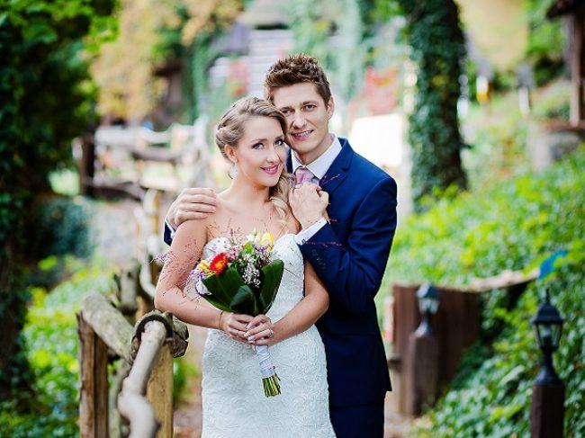 FOLKLORE GARDEN svatby
