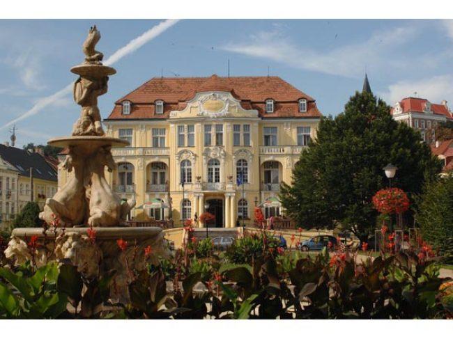 Kamenné lázně  – Lázně Teplice