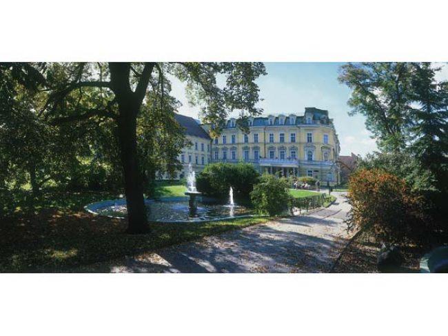 Lázeňský dům BEETHOVEN – Lázně Teplice