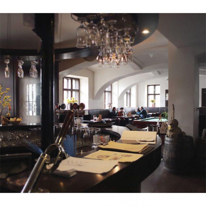 Restaurace Dělňák