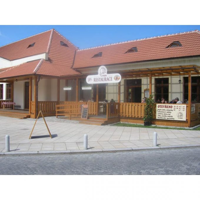 Restaurace U Páva Buchlovice