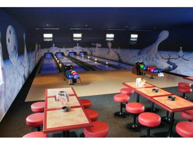 Bowling Koule Třebíč pizzerie