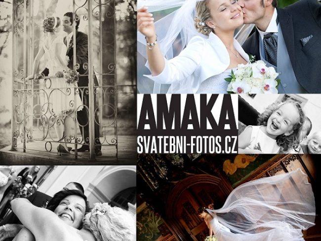 Svatební foto tým AMAKA