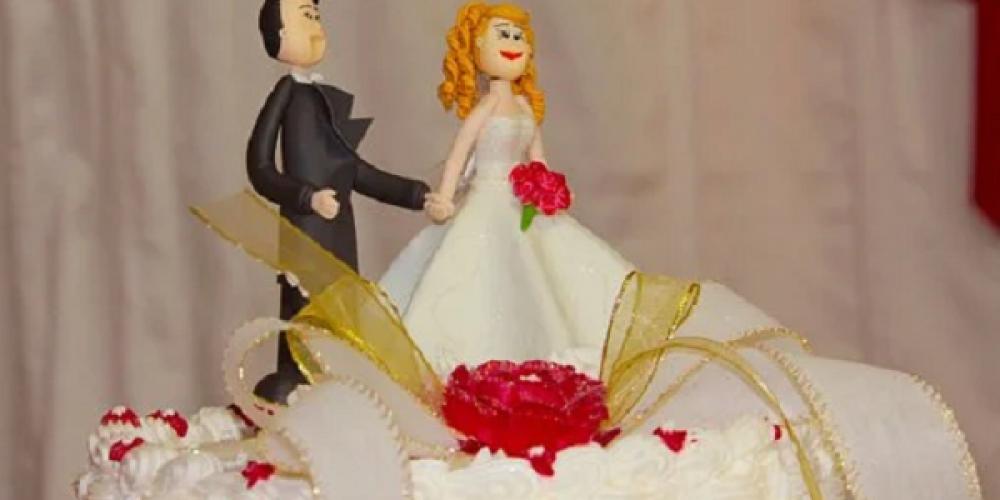 Organizace radosti, svatba je tu